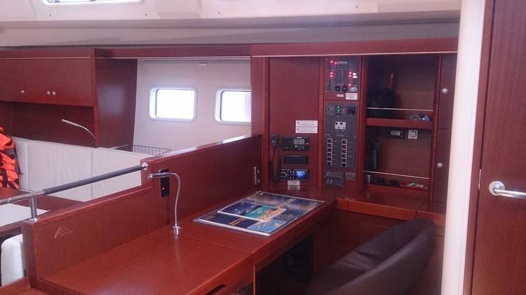 Boat for rent Hanse Yachts 56.0 feet in ismir marina, Turkey