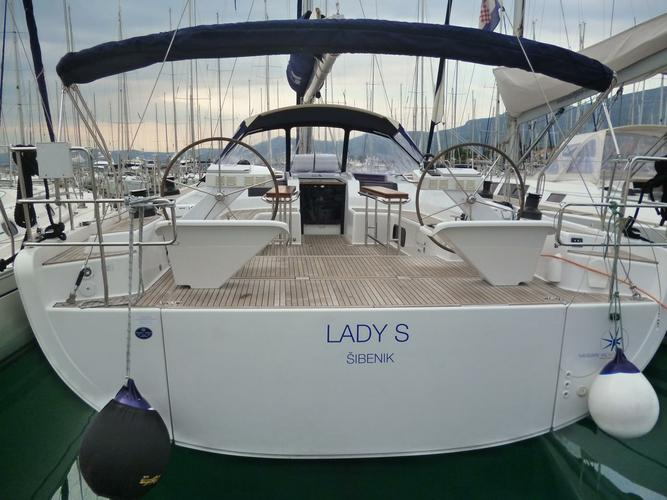 Charter this amazing Hanse Yachts Hanse 575 in Split region