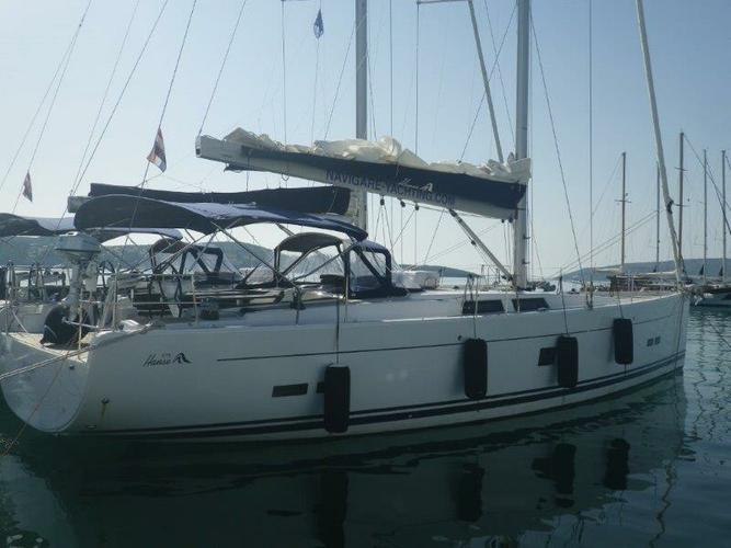 Enjoy Split region to the fullest on our Hanse Yachts