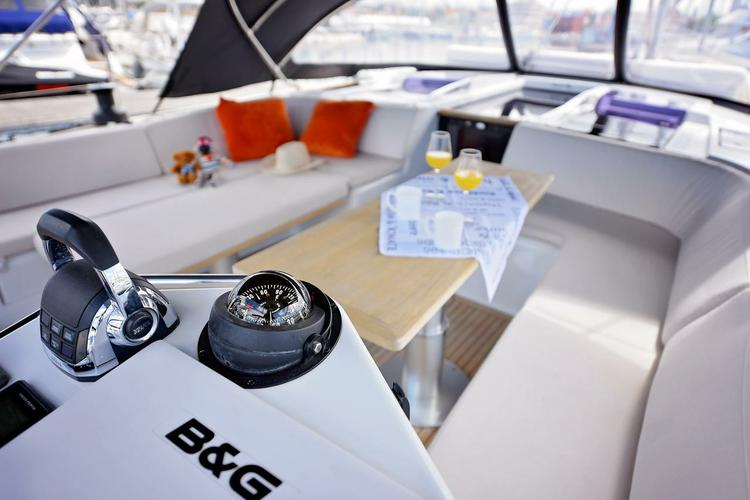 Boating is fun with a Hanse Yachts in Zadar region