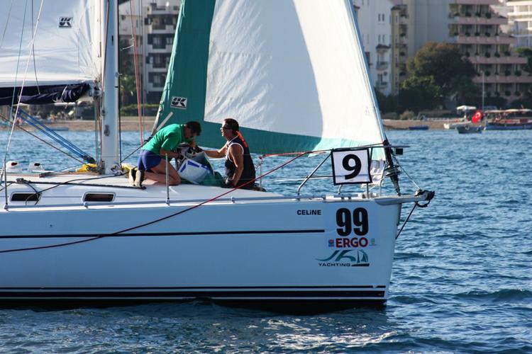 Boat rental in Aegean,