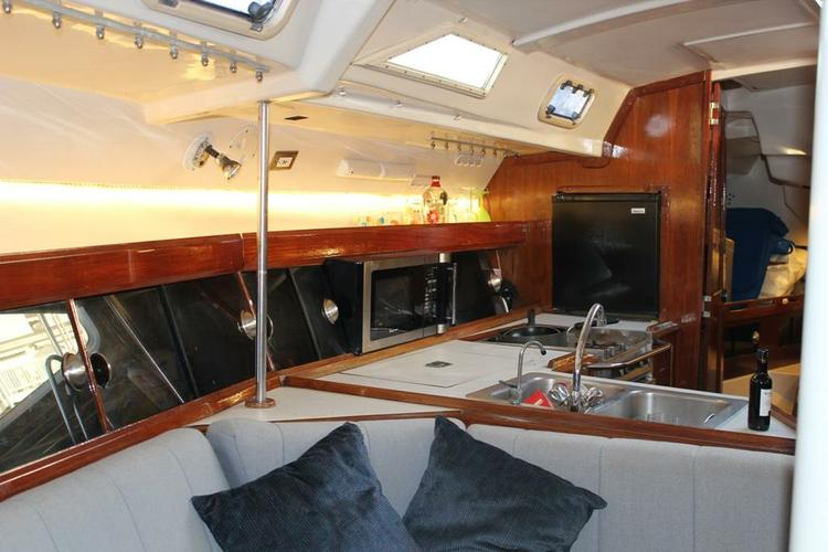 Daysailer / Weekender boat for rent in Stamford