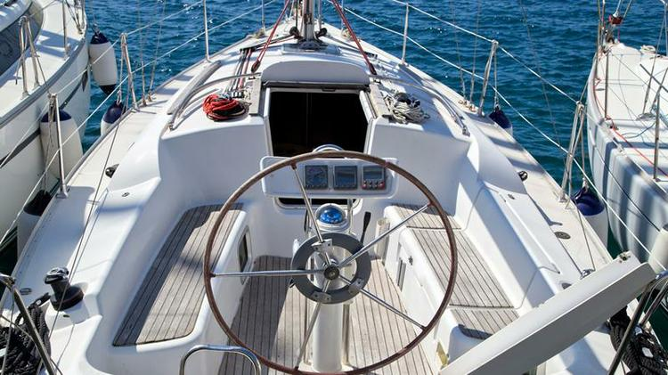 Discover Kvarner surroundings on this Sun Odyssey 32i Jeanneau boat