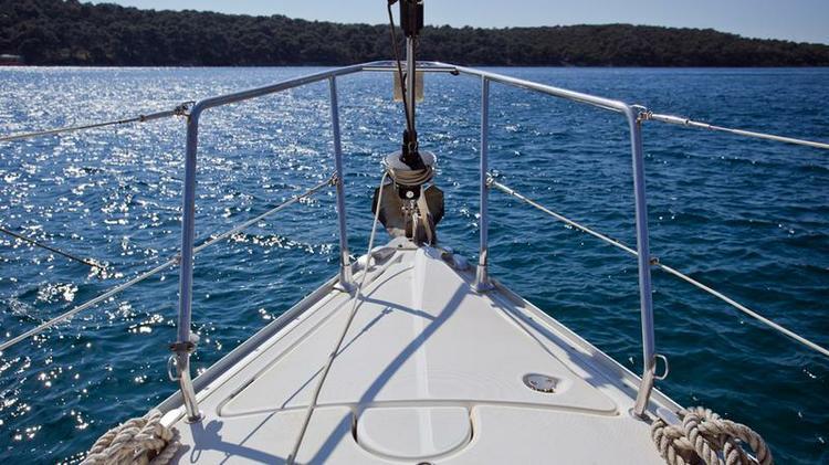 Jeanneau boat for rent in Kvarner