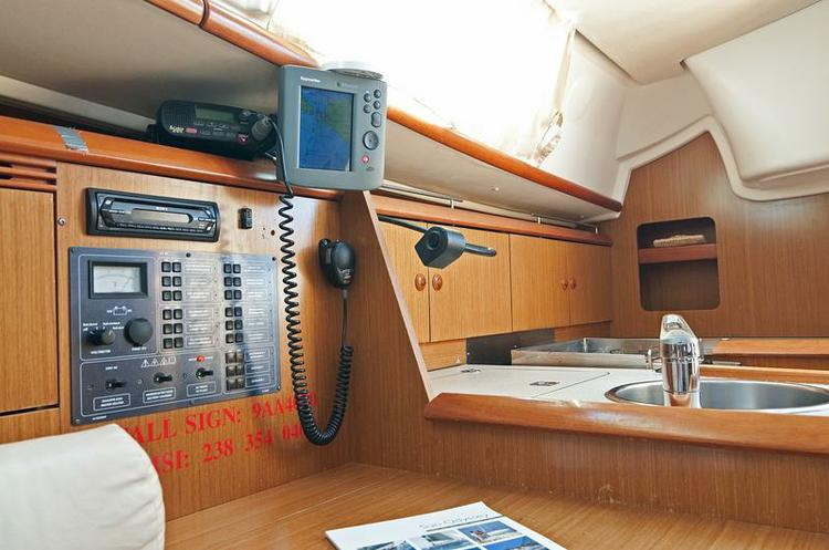 Boat for rent Jeanneau 31.0 feet in Marina Split - ACI ,