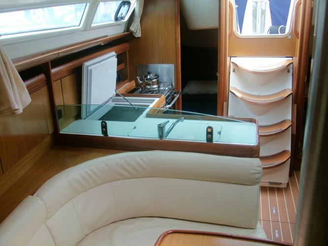 Boat for rent Jeanneau 35.0 feet in Kos - Marina Kos,