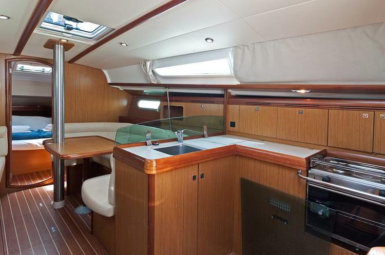 Boat for rent Jeanneau 35.0 feet in Marina Split - ACI ,
