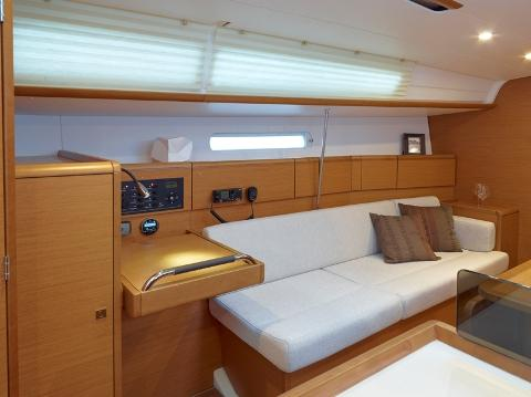 Boat for rent Jeanneau 37.0 feet in Yachtclub Seget (Marina Baotić), Seget Donji, Croatia
