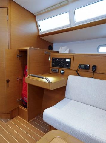 Jeanneau's 37.0 feet in Split region