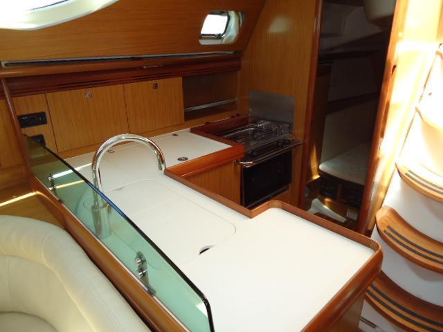Boat for rent Jeanneau 38.0 feet in Marina Portorož,