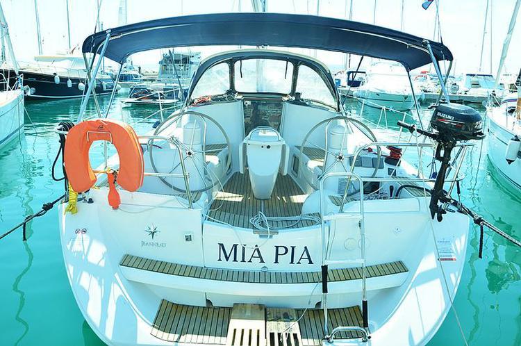 Boat for rent Jeanneau 38.0 feet in Marina Split - ACI ,