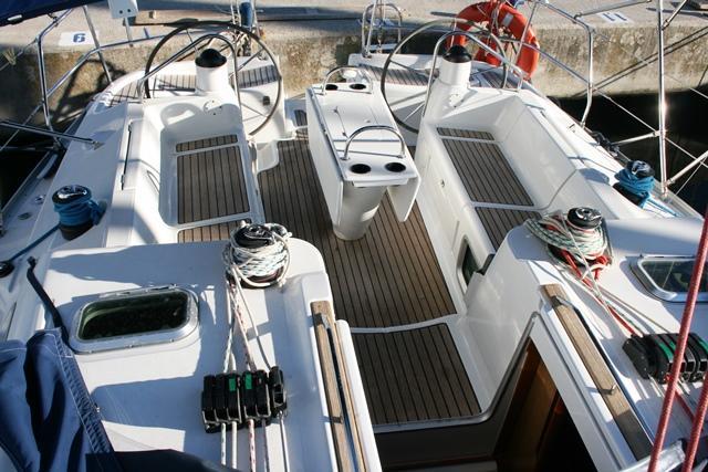 Boat for rent Jeanneau 40.0 feet in Yachtclub Seget (Marina Baotić), Seget Donji,