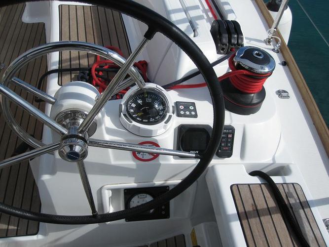 Discover Zadar region surroundings on this Sun Odyssey 409 Jeanneau boat