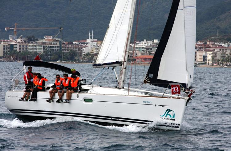 Jeanneau's 42.0 feet in Aegean