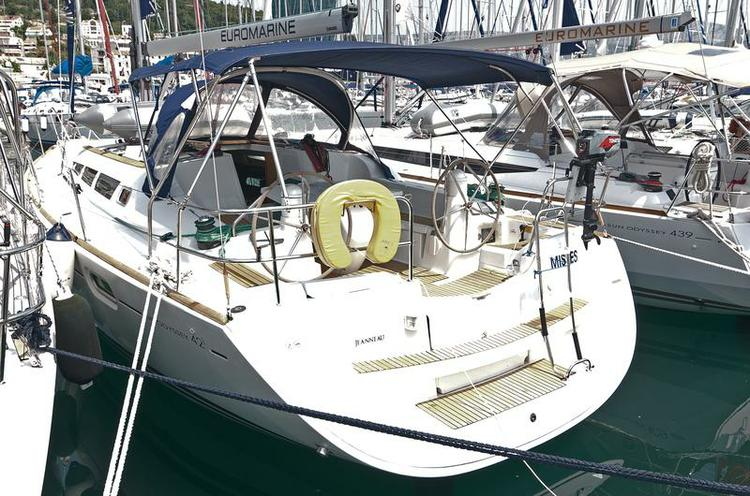 Jeanneau's 42.0 feet in Split region