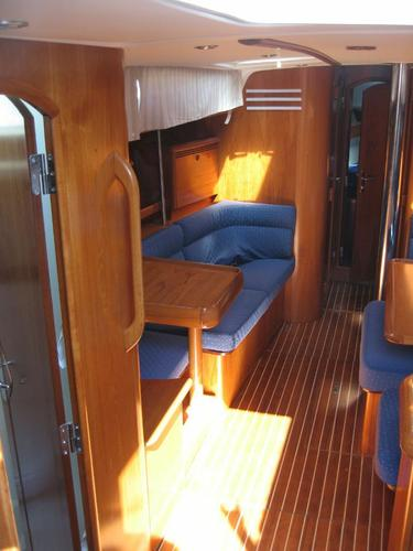 Boat for rent Jeanneau 43.0 feet in Sardinia, Italy
