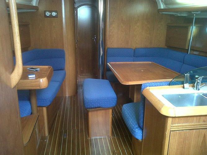 Discover Sardinia surroundings on this Sun Odyssey 43 Jeanneau boat