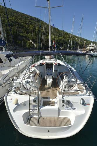 Discover Dubrovnik region surroundings on this Sun Odyssey 43 Jeanneau boat