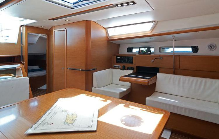 Boat for rent Jeanneau 43.0 feet in Marina Split - ACI , Croatia