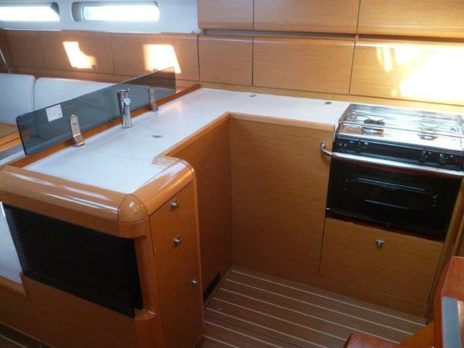 Discover Split region surroundings on this Sun Odyssey 439 Jeanneau boat