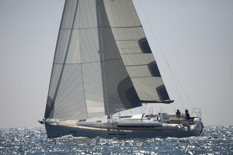 This Jeanneau Sun Odyssey 439 is the perfect choice