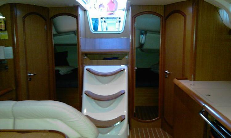 Boat for rent Jeanneau 45.0 feet in Cyclades, Greece