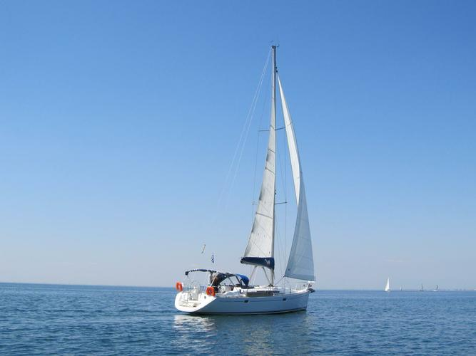 Jeanneau boat for rent in Macedonia