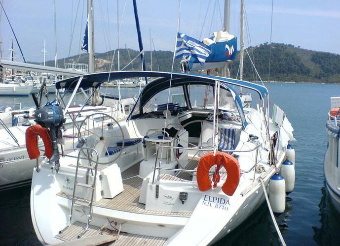 Boat for rent Jeanneau 45.0 feet in Macedonia, Greece