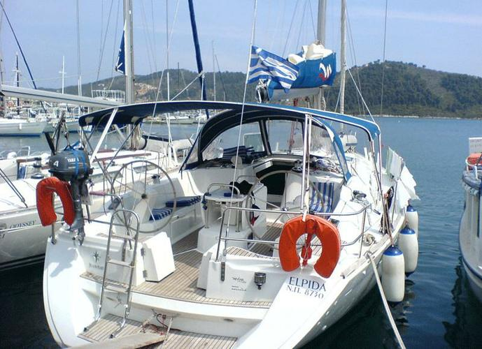 Boat for rent Jeanneau 45.0 feet in Macedonia,