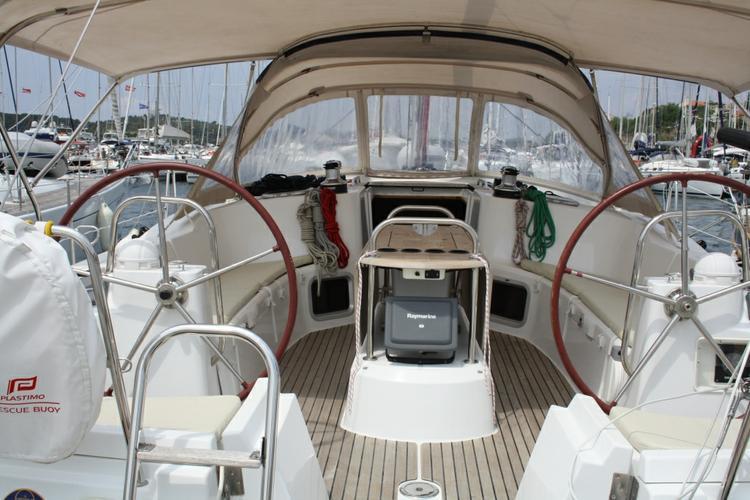 Boat for rent Jeanneau 45.0 feet in Marina Kremik, Primosten,