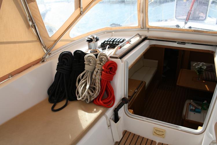 45.0 feet Jeanneau in great shape