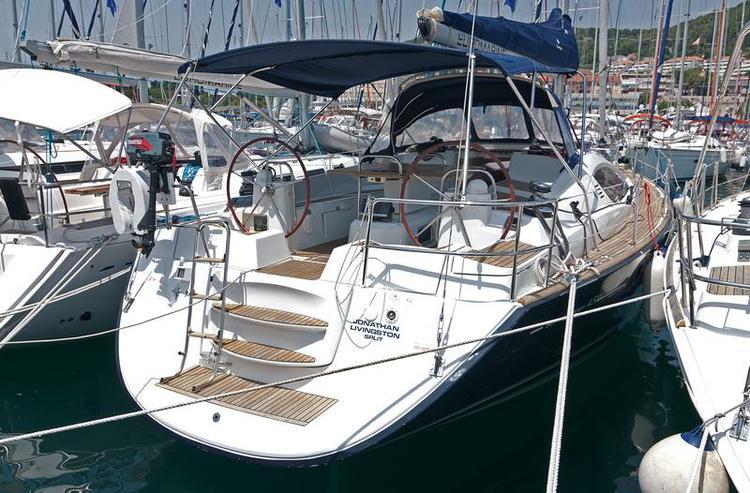 Boat for rent Jeanneau 45.0 feet in Marina Split - ACI ,