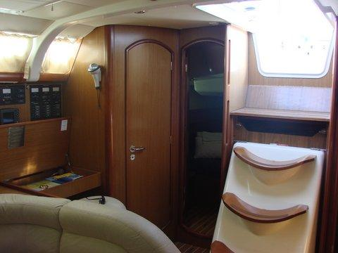 Boat for rent Jeanneau 45.0 feet in Marina Dalmacija, Sukosan,