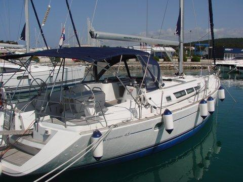 Other boat rental in Marina Dalmacija, Sukosan, Croatia