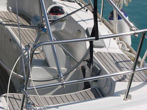 Jeanneau's 45.0 feet in Zadar region