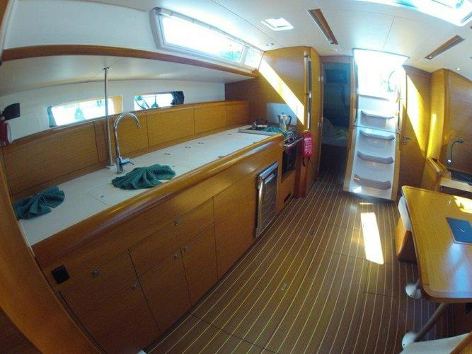 Boat for rent Jeanneau 46.0 feet in British Virgin Islands,