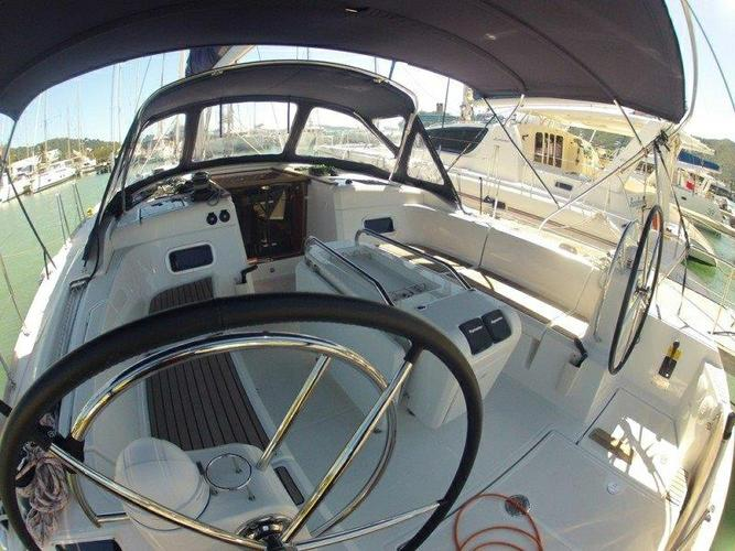 Jeanneau boat for rent in British Virgin Islands