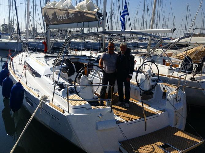 Jeanneau's 46.0 feet in Ionian Islands