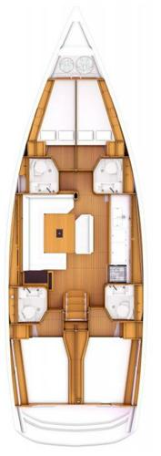Take this Jeanneau Sun Odyssey 469 for a spin !