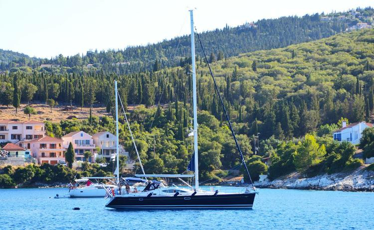 Enjoy Ionian Islands to the fullest on our comfortable Jeanneau
