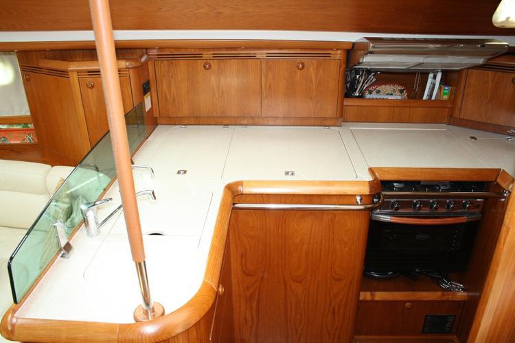 Boat for rent Jeanneau 48.0 feet in Marina Kremik, Primosten,