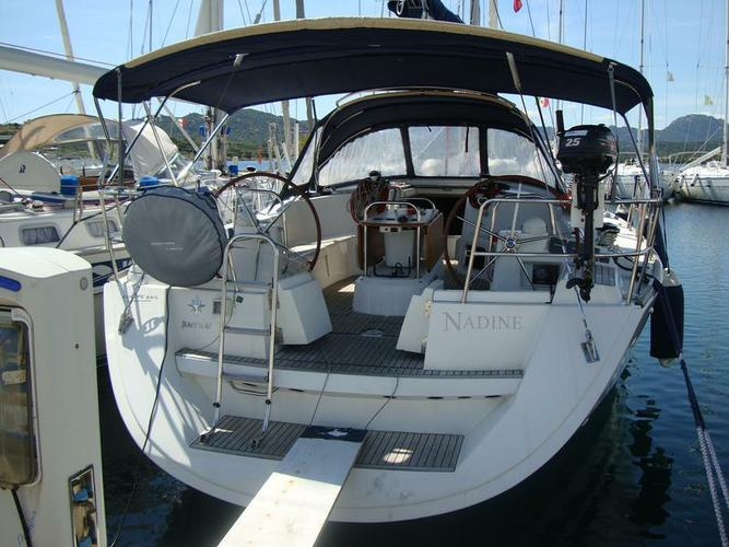 Charter this amazing Jeanneau Sun Odyssey 49i in Sardinia