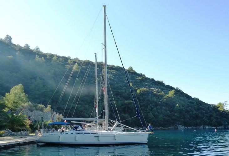Boat for rent Jeanneau 49.0 feet in Marmaris Yacht Marina, Turkey