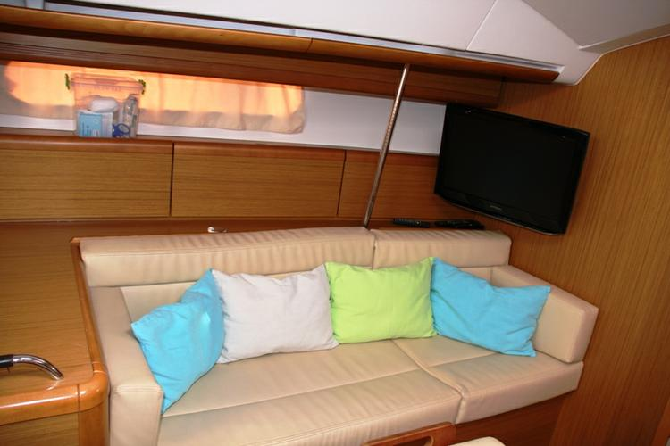Boat for rent Jeanneau 49.0 feet in Marmaris Yacht Marina,
