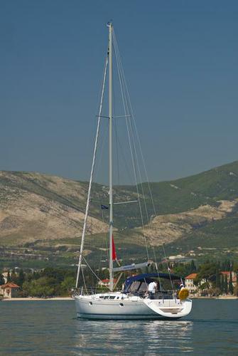 Boat for rent Jeanneau 49.0 feet in Marina Kastela, Kastela,