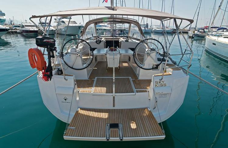 Boat for rent Jeanneau 50.0 feet in Marina Split - ACI , Croatia
