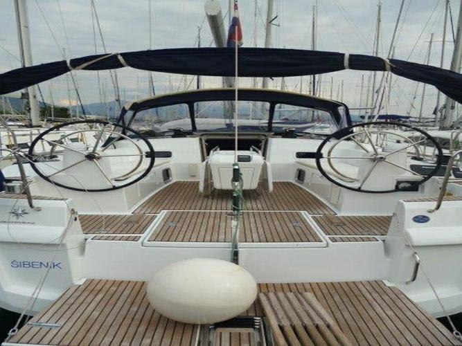 Boat for rent Jeanneau 50.0 feet in Yachtclub Seget (Marina Baotić), Seget Donji,