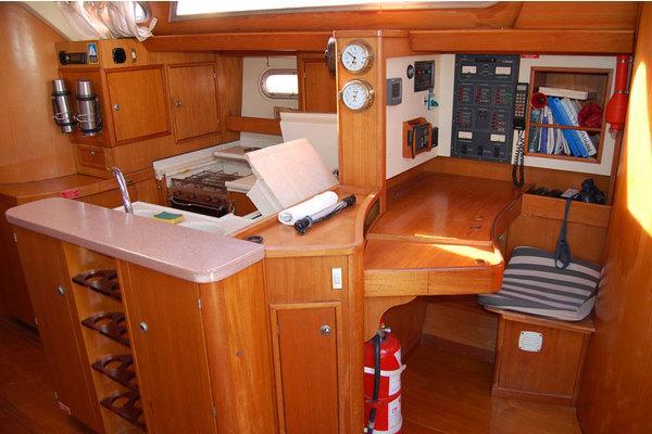 Discover Zadar region surroundings on this Sun Odyssey 51 Jeanneau boat