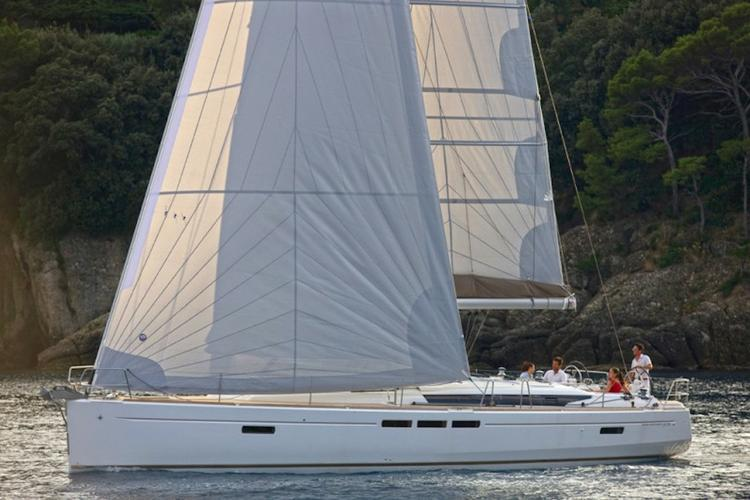 This Jeanneau Sun Odyssey 519 is the perfect choice