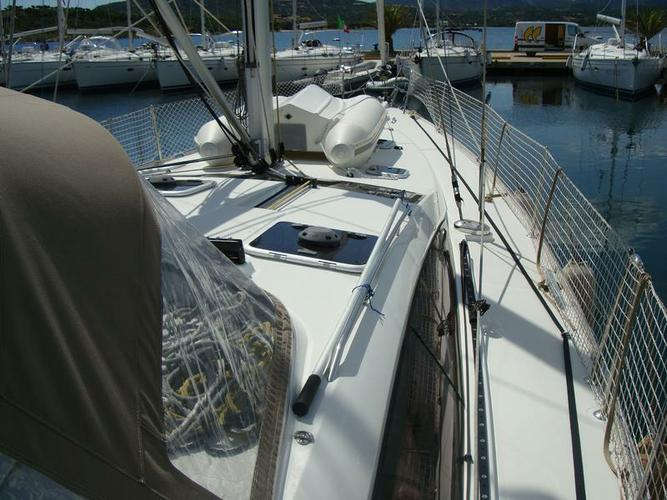 Jeanneau's 52.0 feet in Sardinia